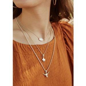 Kendra Scott Texas Gold Necklace